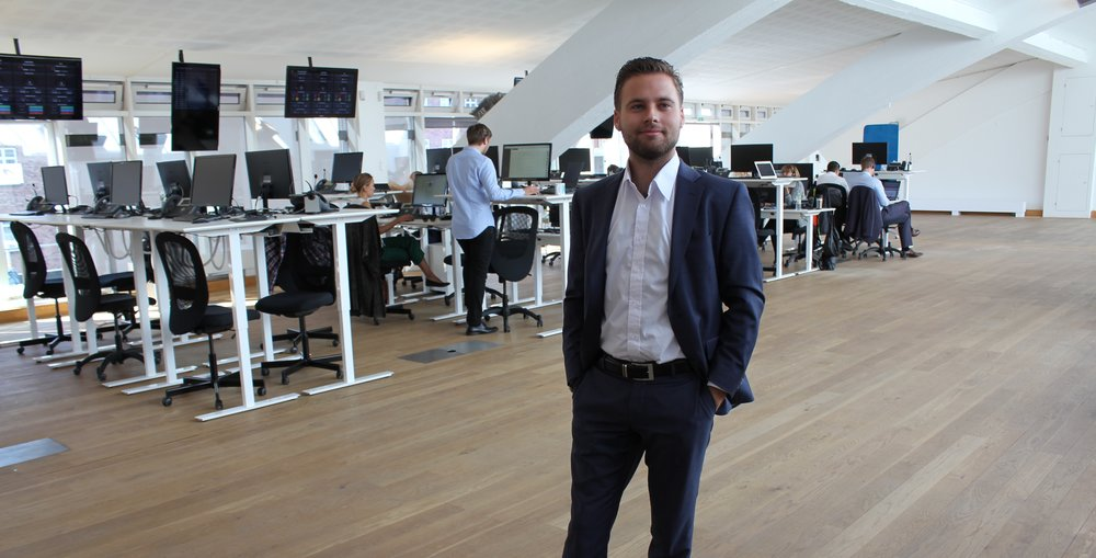 Q&A met medeoprichter en CVO van Ageras: Martin Hegelund