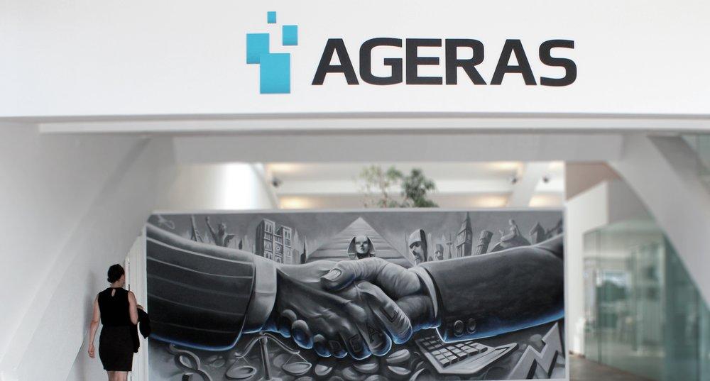 Velkommen til Ageras' helt nye blogg!