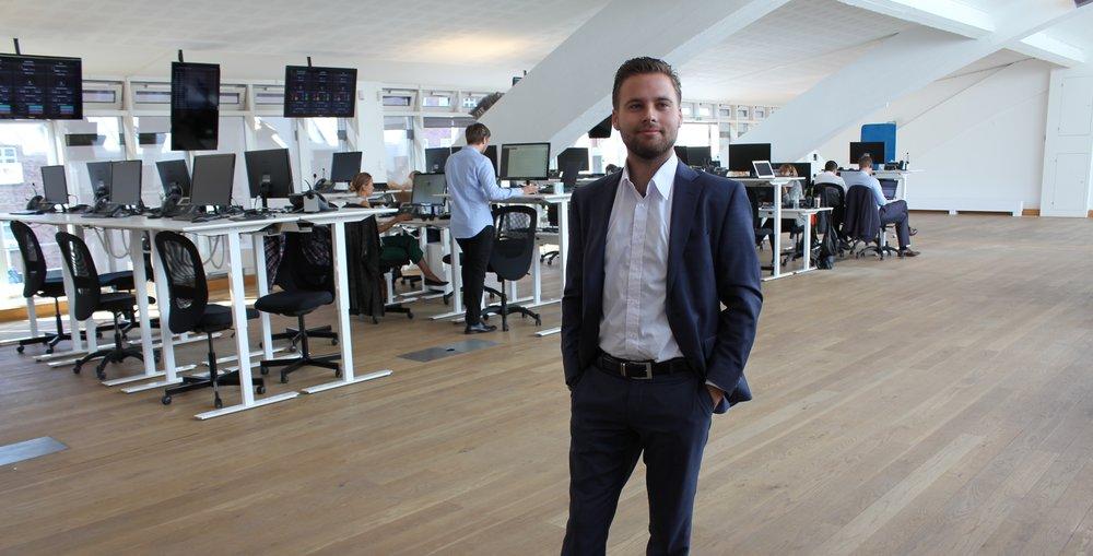 Q&A mit Co-Founder und CVO bei Ageras Martin Hegelund