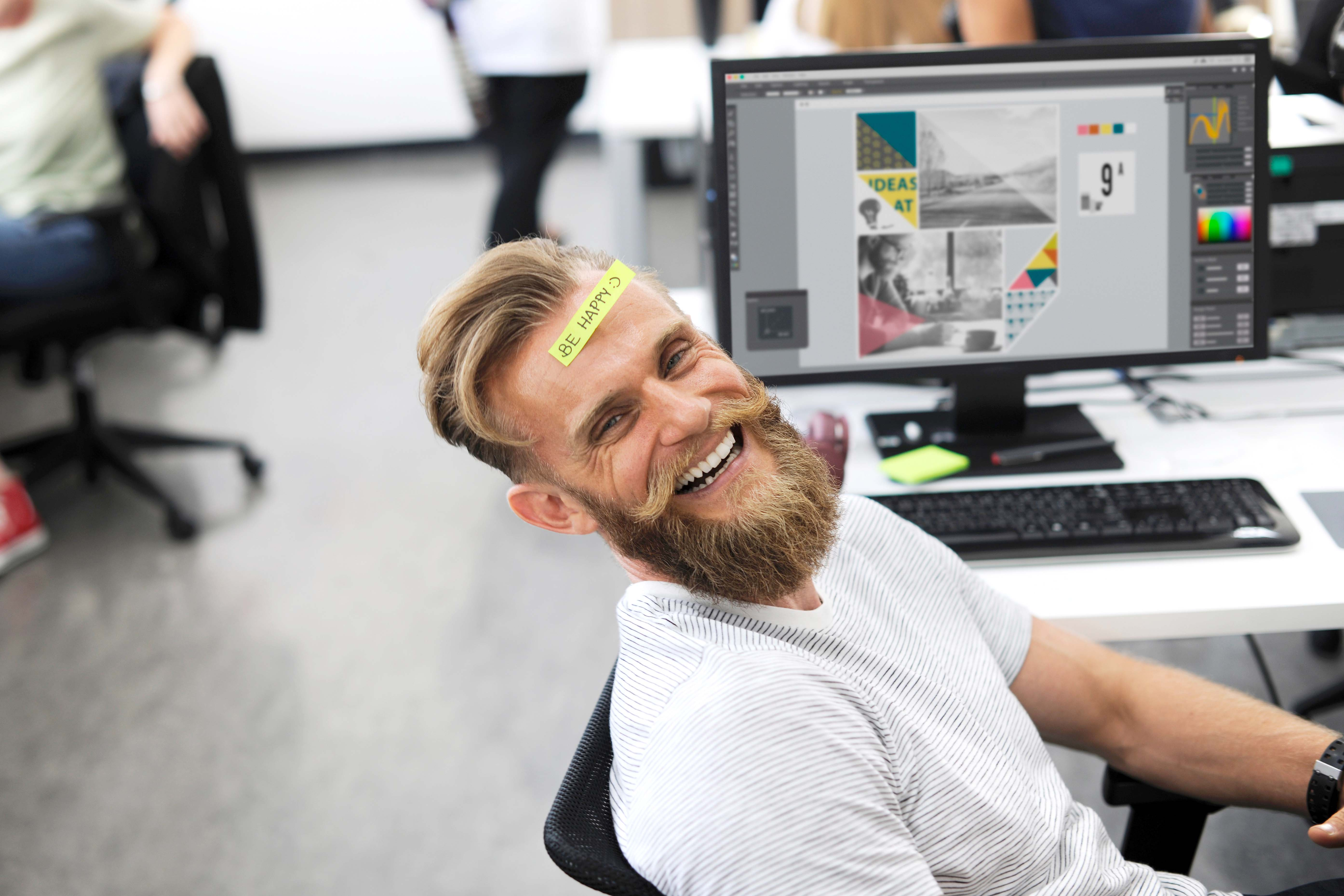 Slik blir du mer produktiv på jobb