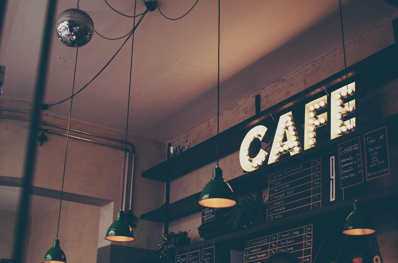 Guide: Starta café - Utforma ett koncept, driv ditt café som ett företag