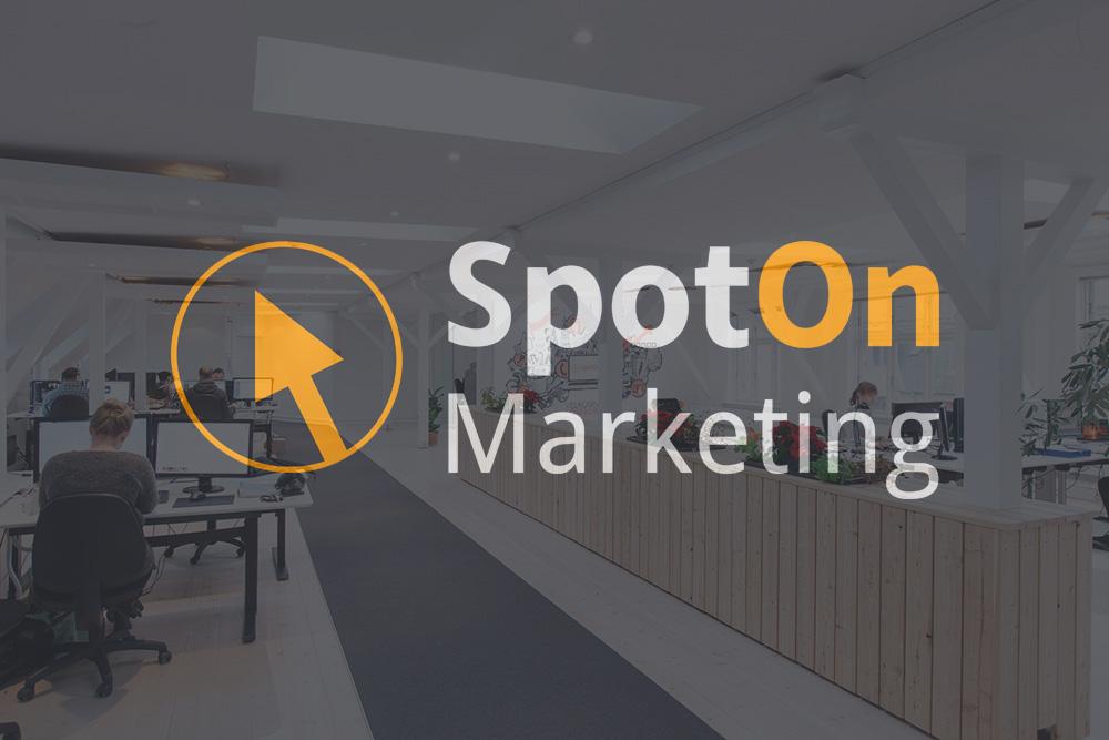 Sådan fik SpotOn Marketing success med Ageras