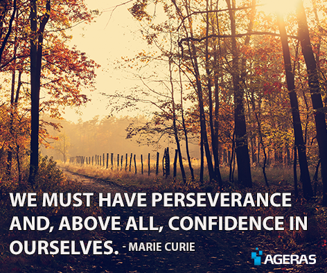 Citaat Marie Curie