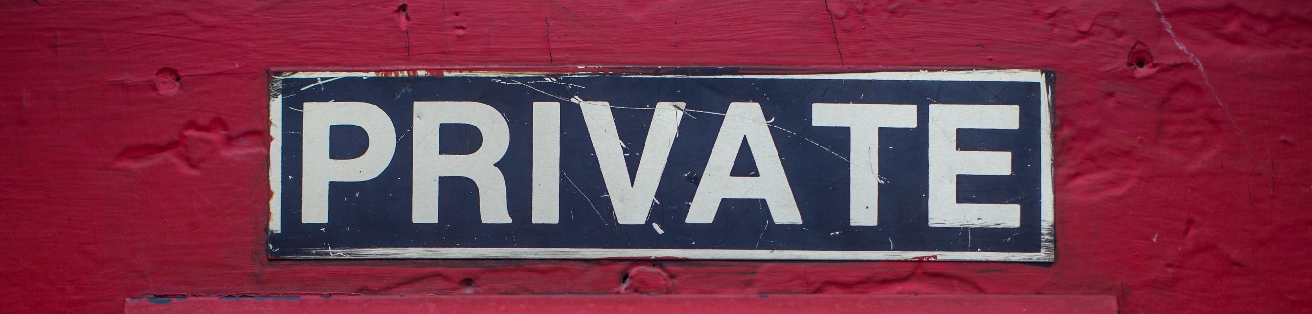 Bord Private