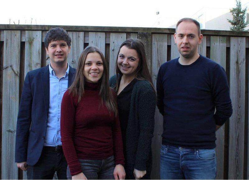 Het team achter Administratiekantoor du Pont