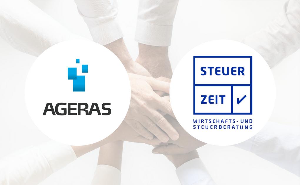 Zusammen erfolgreich: Mia Stahlschmidt von Steuerzeit und Ageras