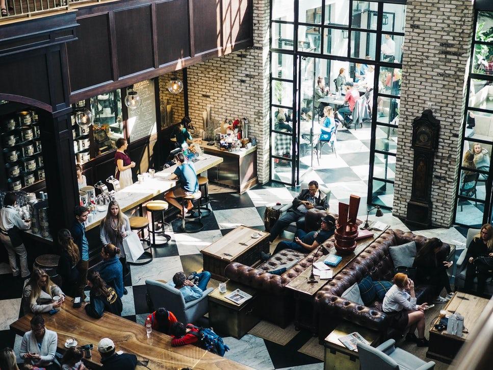 Starte og drive kafé – en forretningsguide