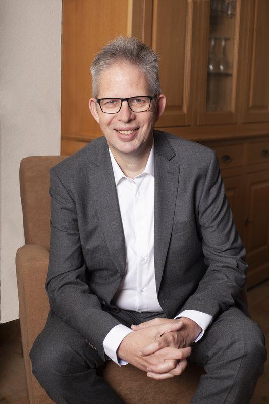 Henk Stolk van CijferMeester Oud-Beijerland