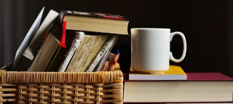 Kop en boeken