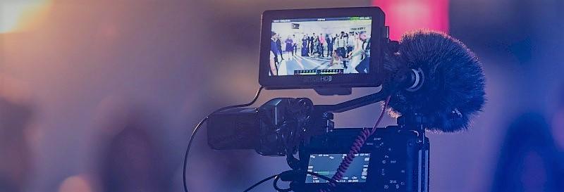 Camera en microfoon
