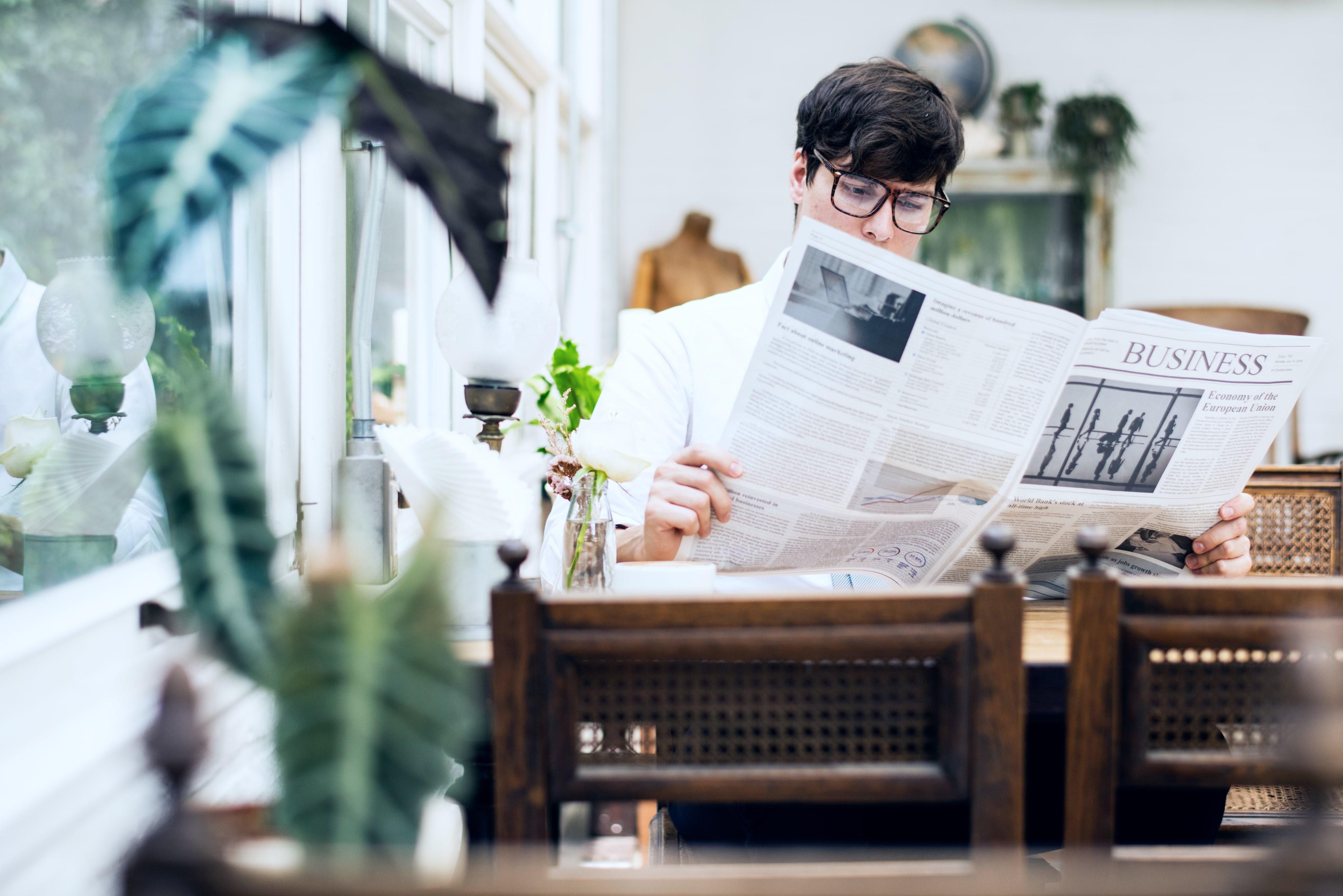 Persberichten schrijven: 8 tips voor meer media-aandacht