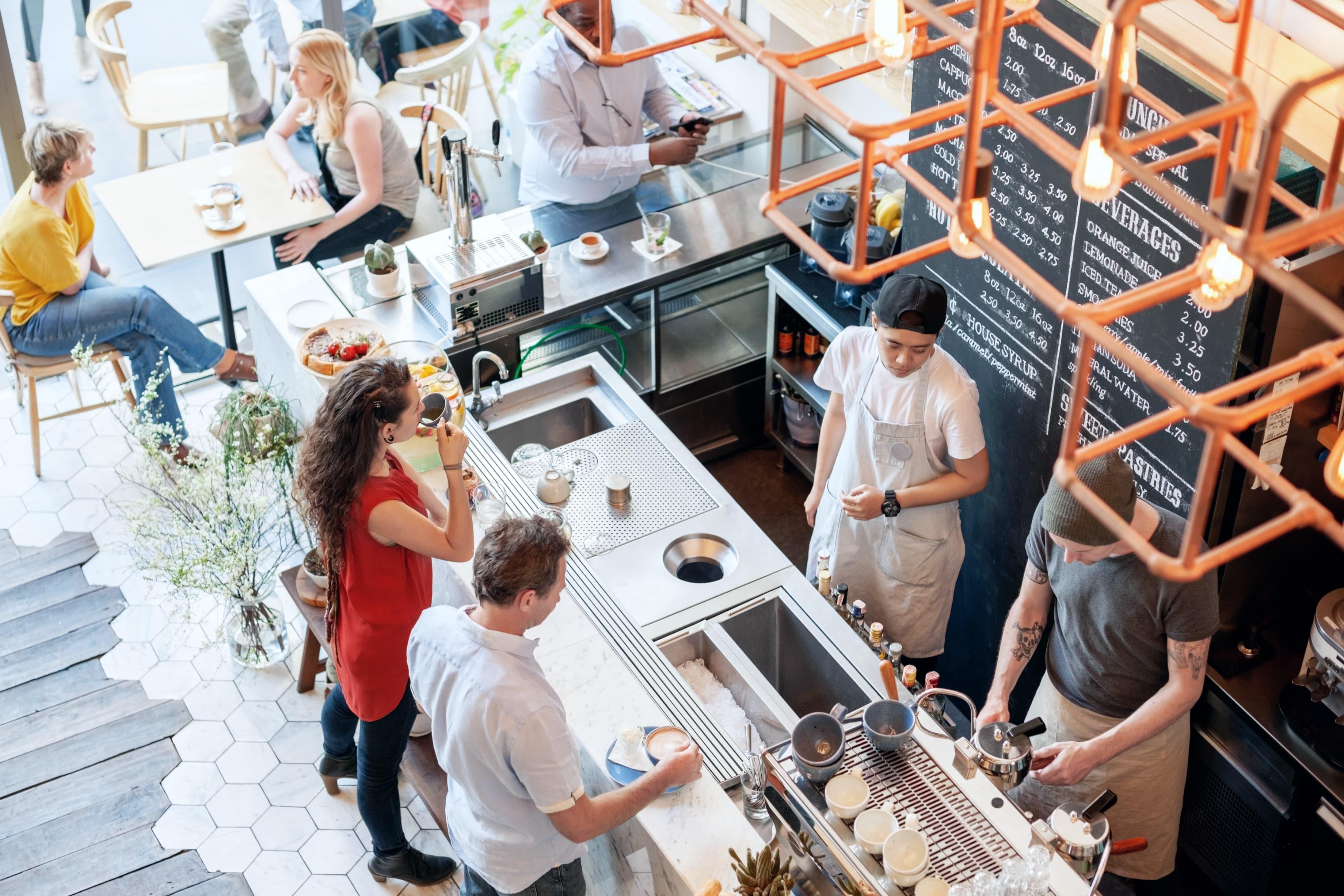 Hoeveel kost een boekhouder voor uw café?