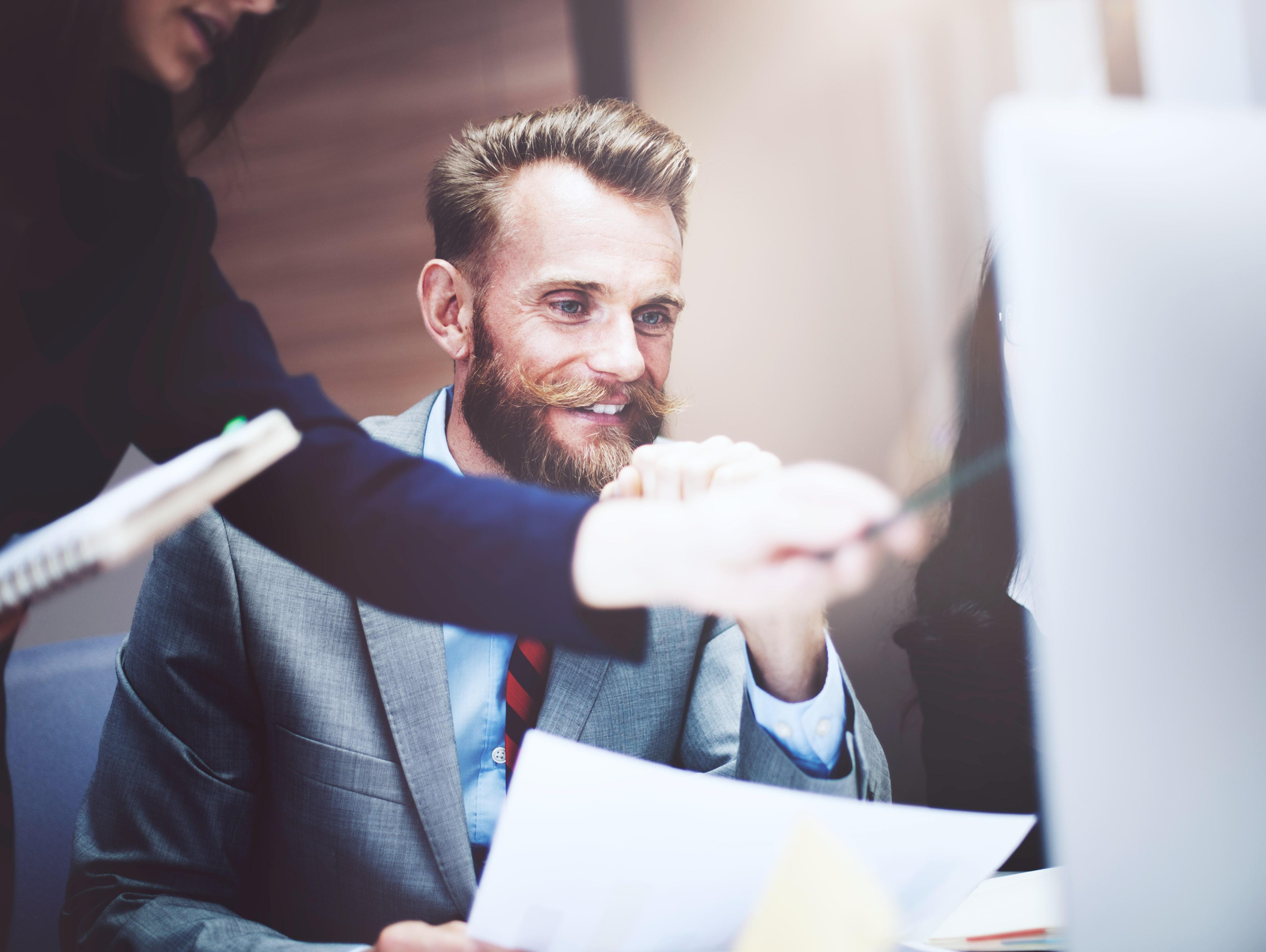 4 tips om uw klanten kalm te houden tijdens het belastingseizoen