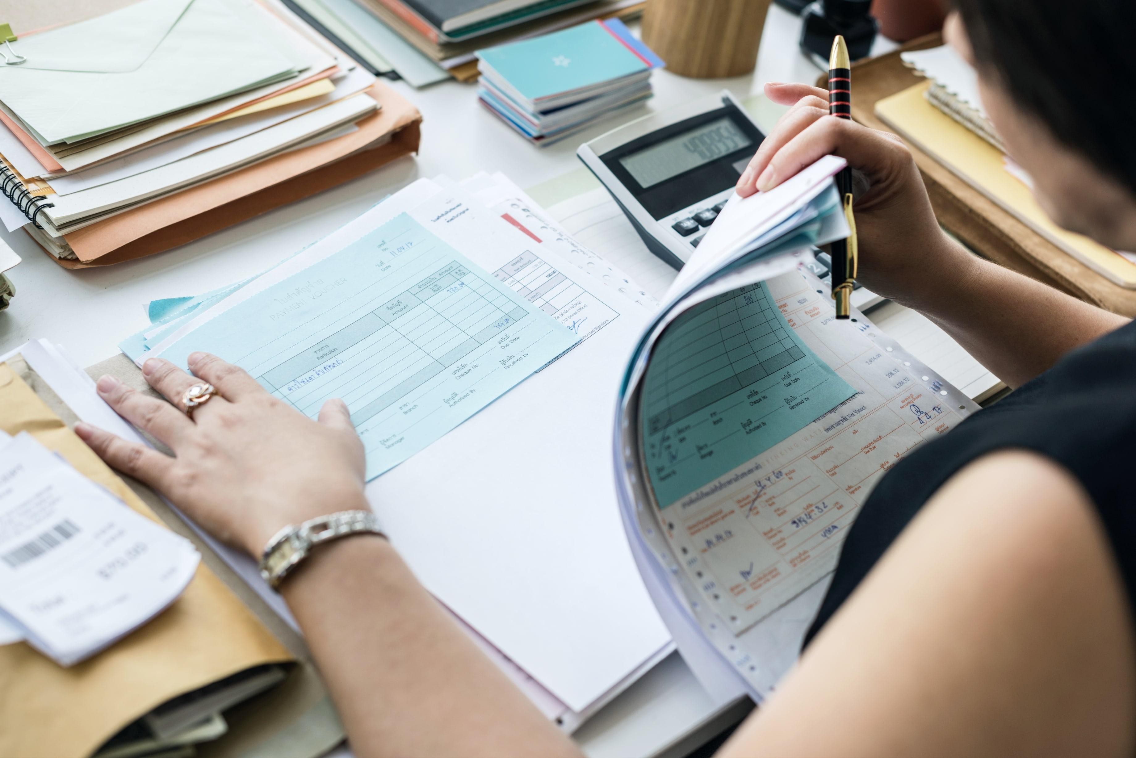 Unterlagen für die Steuererklärung: Was braucht der Steuerberater?