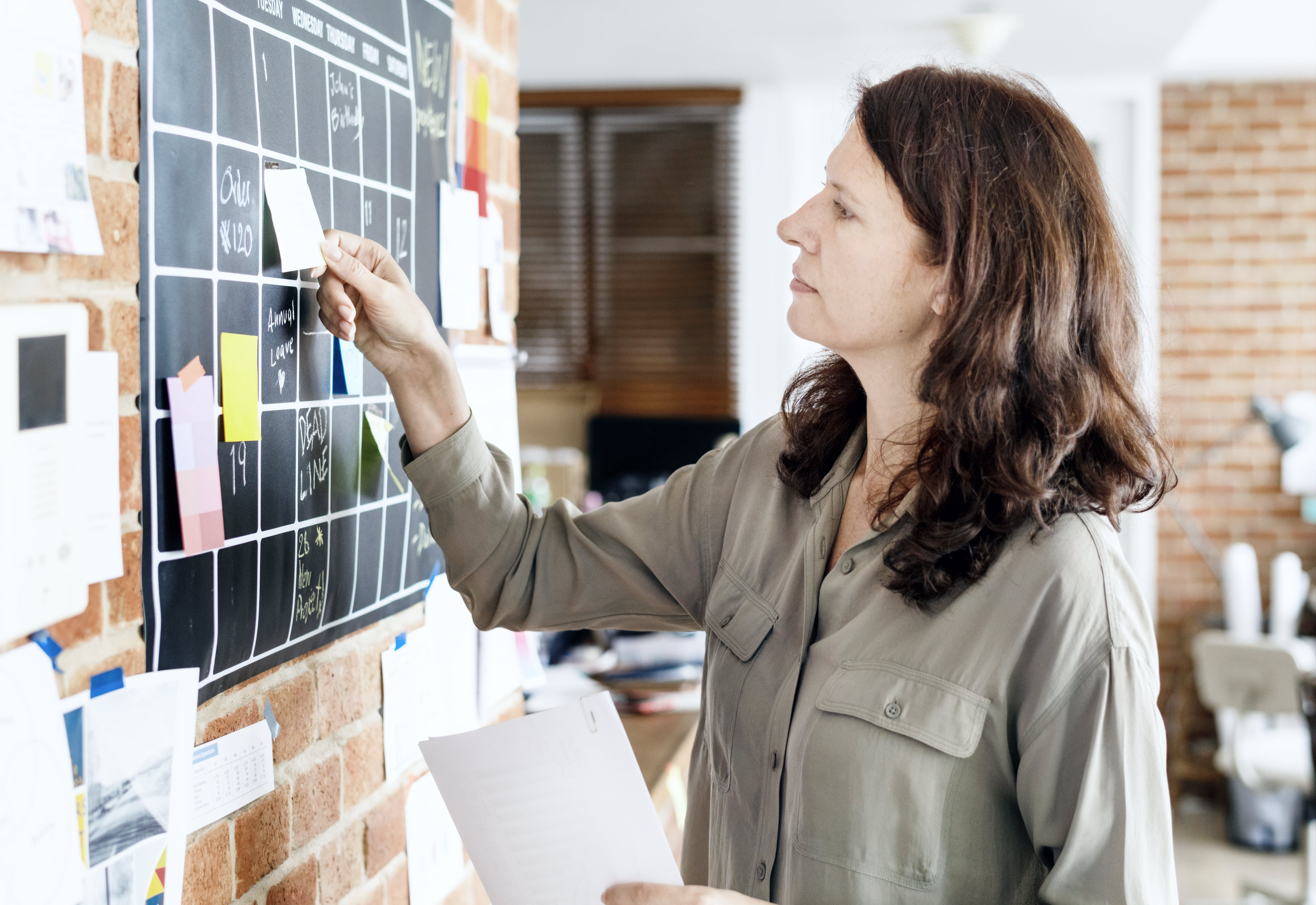 Oversikt over frister for regnskap og MVA-terminer