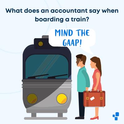 Best accountant joke GAAP accounting
