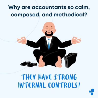 Joke about accountant funny