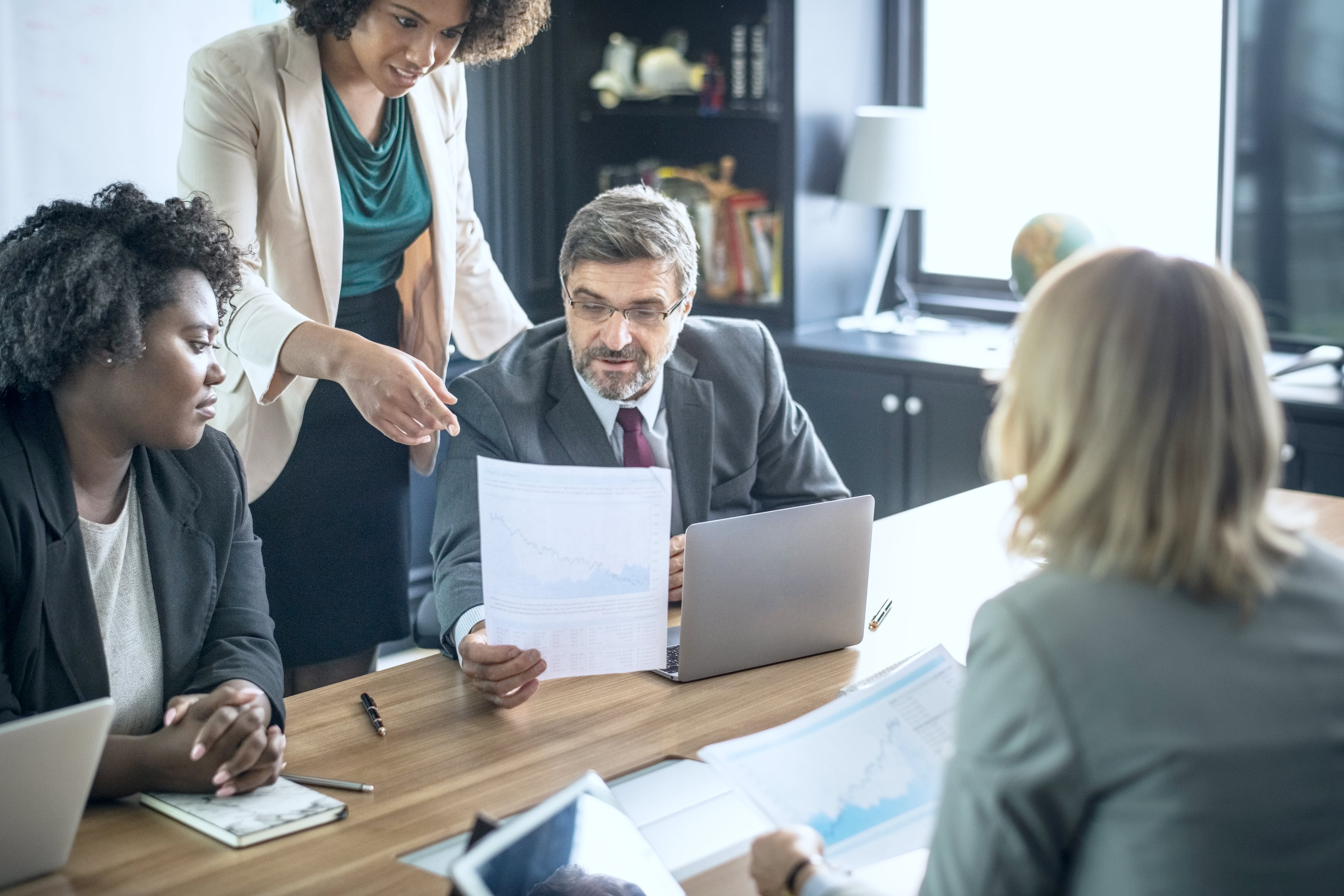 Het verschil tussen een boekhouder en een accountant