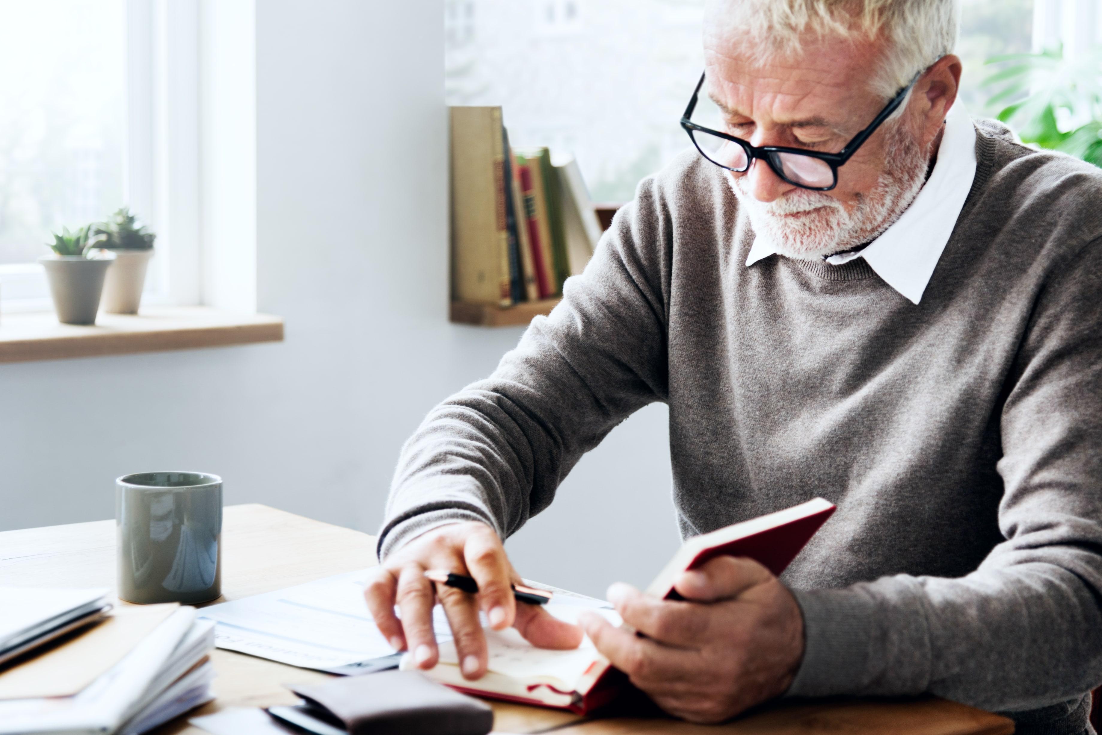 Altersvorsorge für Steuerberater, Buchhalter und Wirtschaftsprüfer