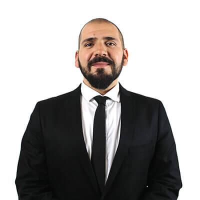 Picture of Javier A. Amigo Miranda