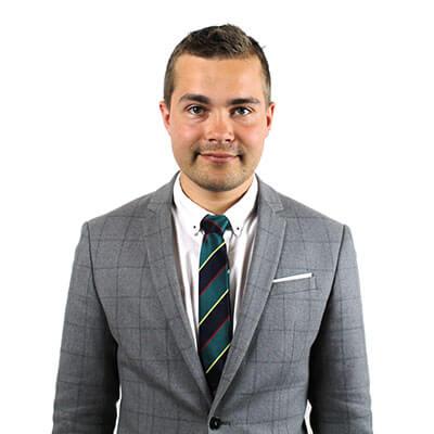 Picture of Alexander Michelsen